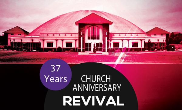 37 Years - Fellowship Bible Baptist Church Anniversary Revival