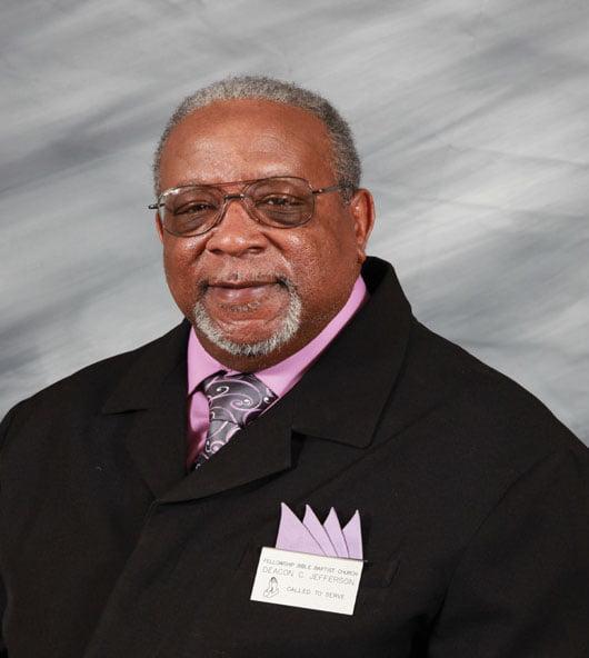 Deacon Carroll Jefferson
