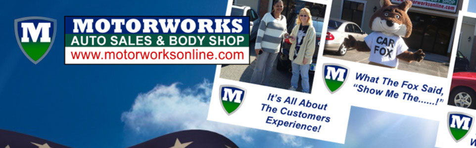 Motorworks Auto Sales & Body Shop
