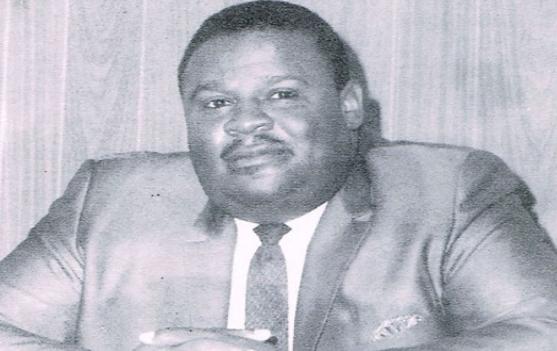 Oscar C. Thomie - N.A.A.C.P President, Houston County Branch