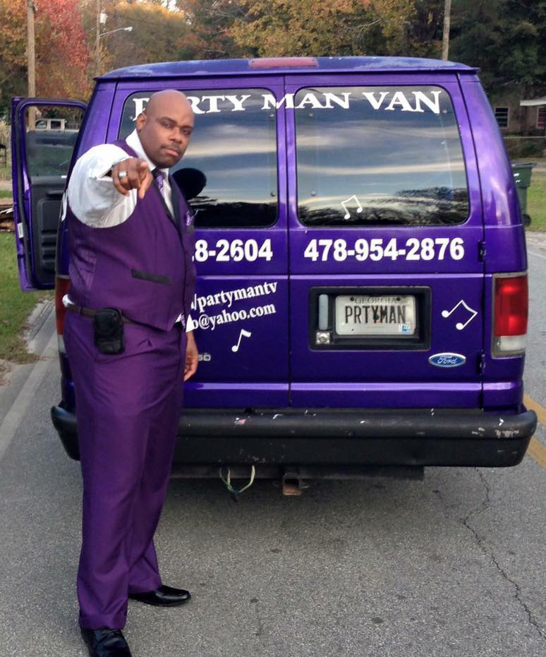 Shawn Hill - Party Man Productions