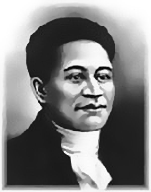 Photograph of Crispus Attucks