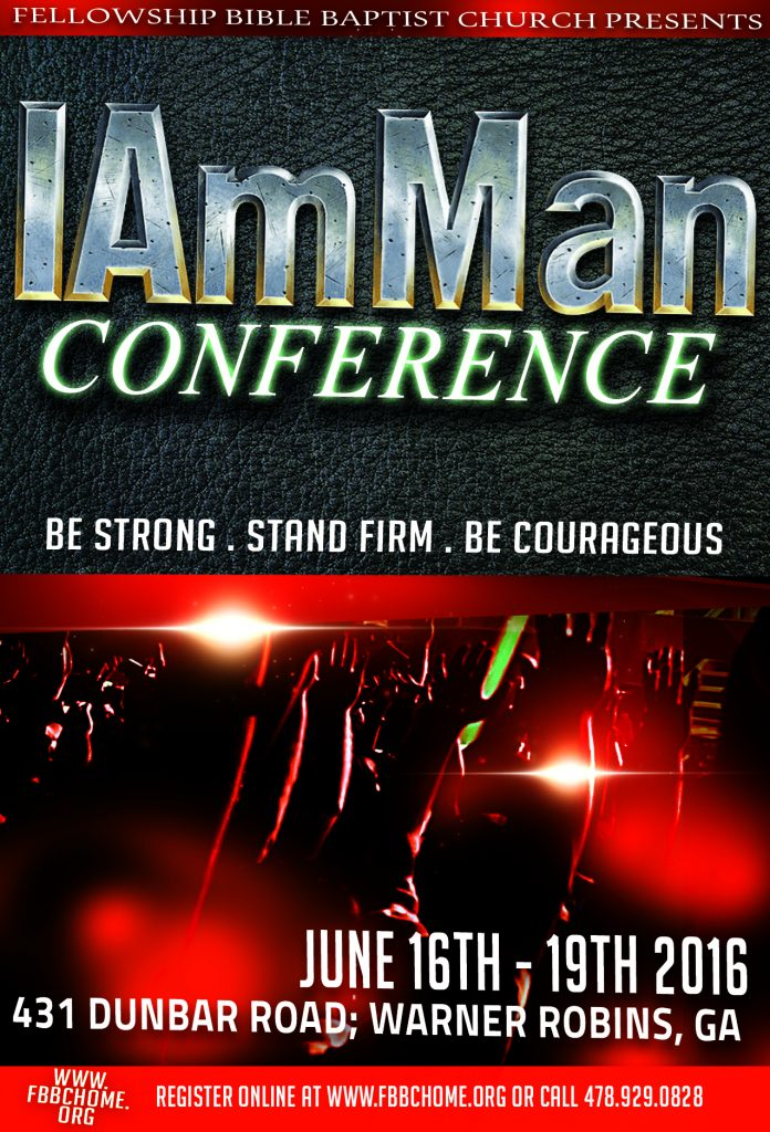 IAmMan Conference