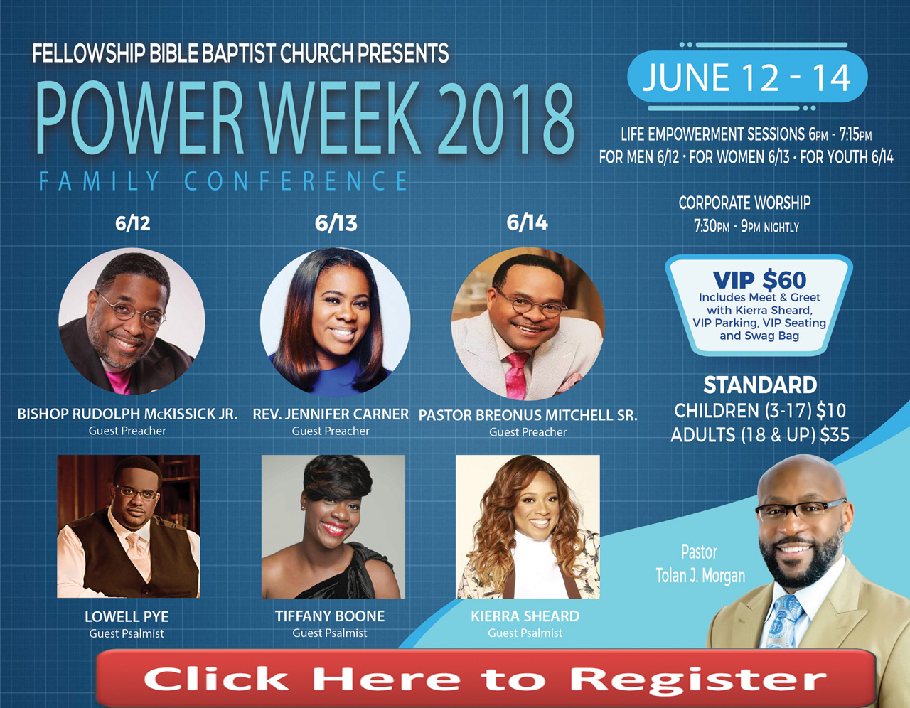 FBBC Power Week 2018