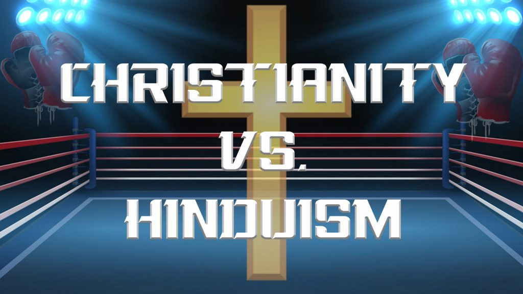 Christianity vs. Hinduism