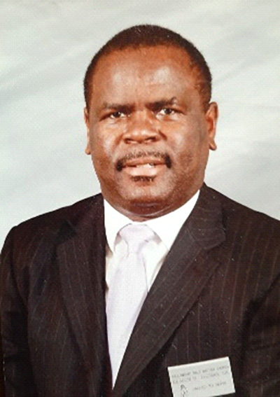 Deacon Henry Thomas, Sr.