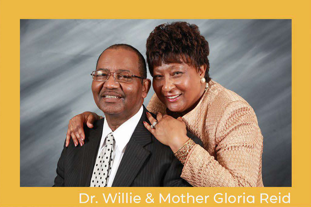 Dr. Willie & Mother Gloria Reid