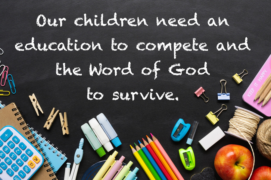 Education and Word of God