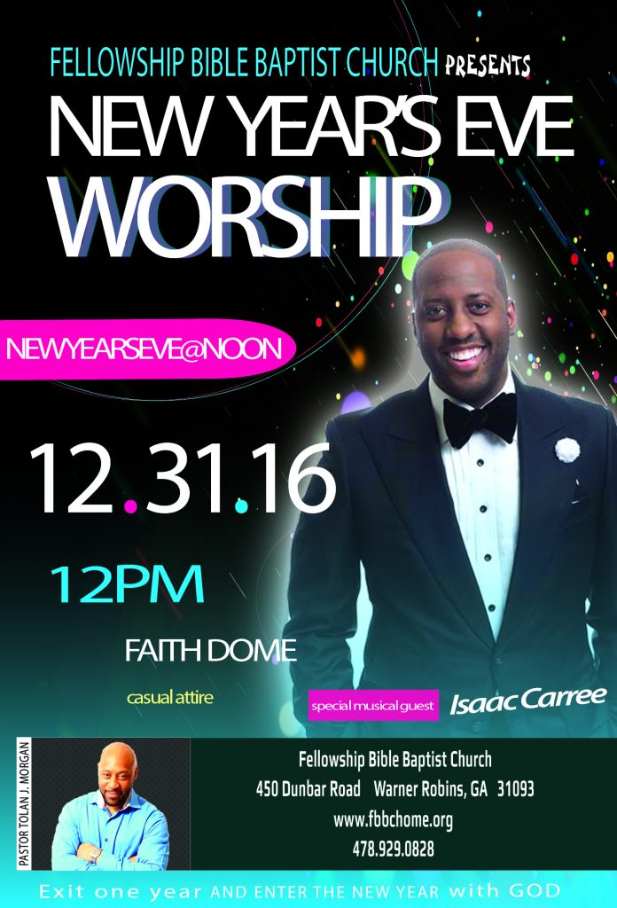 New Year's Eve Worship