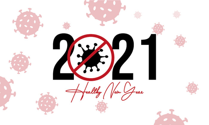 healthy new year 2021