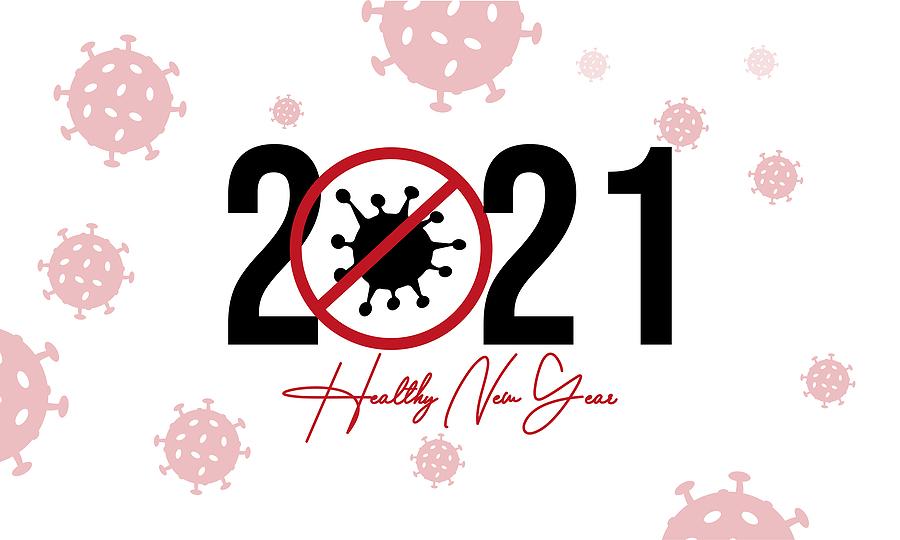 healthy new year 2021