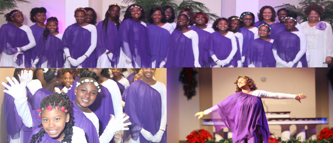 Liturgical Dance Ministry