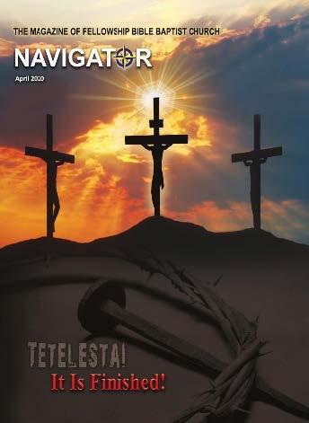 Navigator Cover Design by Deborah Dixon