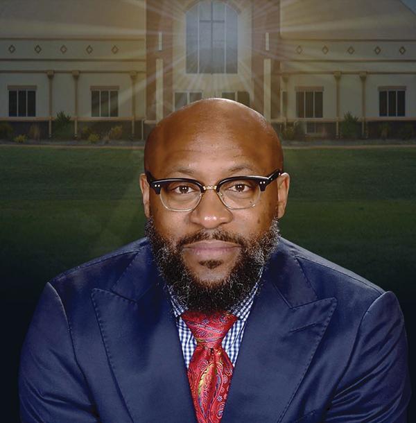 Pastor Tolan Morgan