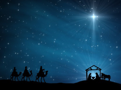 North Star, Three Kings, Baby Jesus